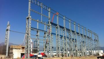 Goros construcciones met licas for Construcciones industriales