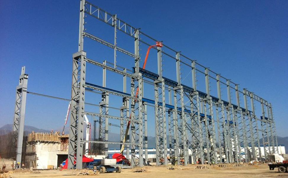 Construcciones industriales goros for Construcciones industriales