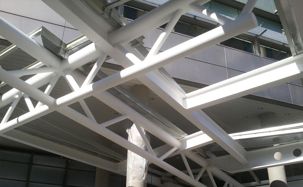 Goros construcciones met licas - Tipos de estructura metalica ...